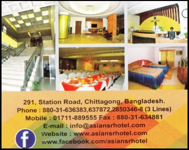 Asian SR Hotel – Your home when away